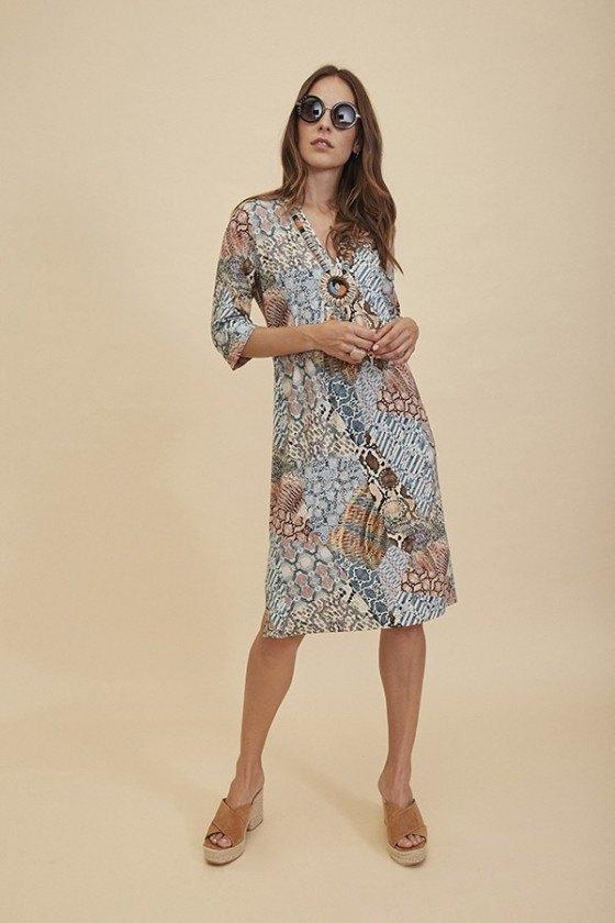 Vestido de Anna Mora