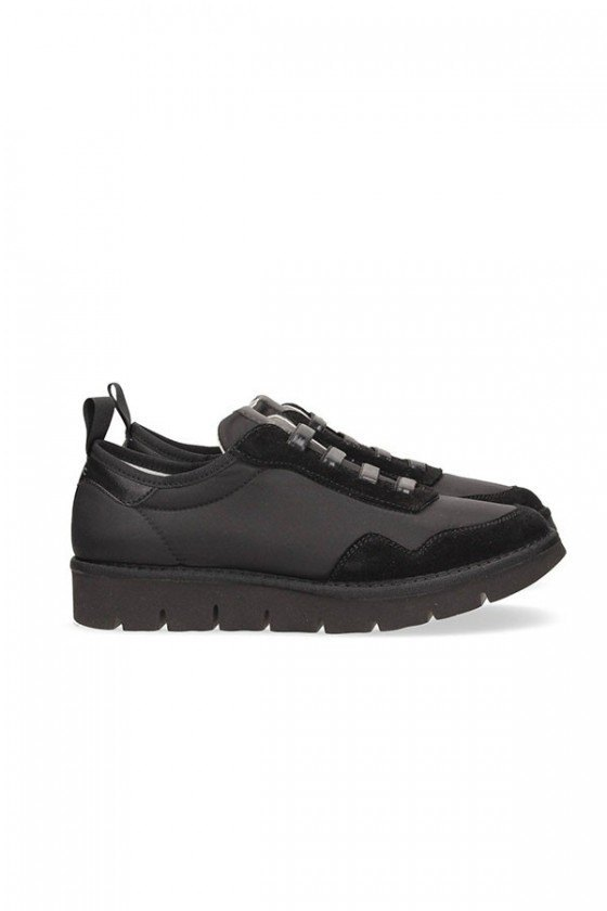 Panchic zapatilla total black