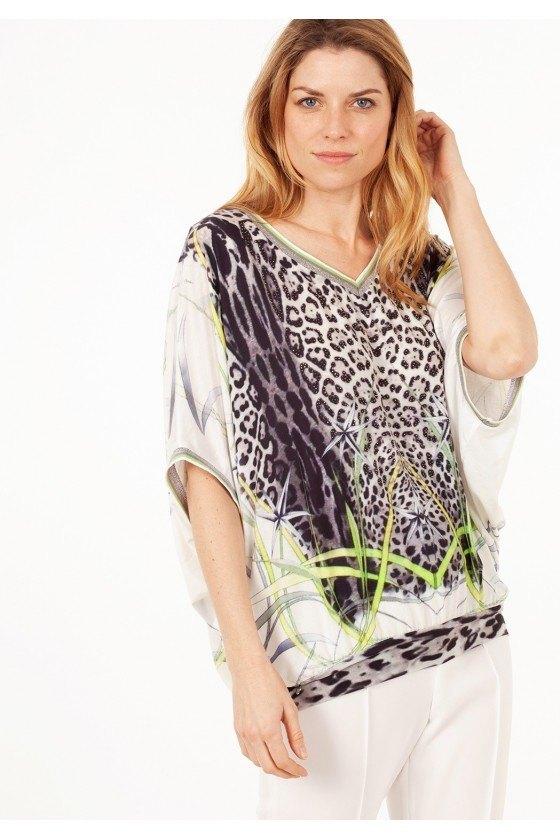 Anna Mora Camiseta 65310