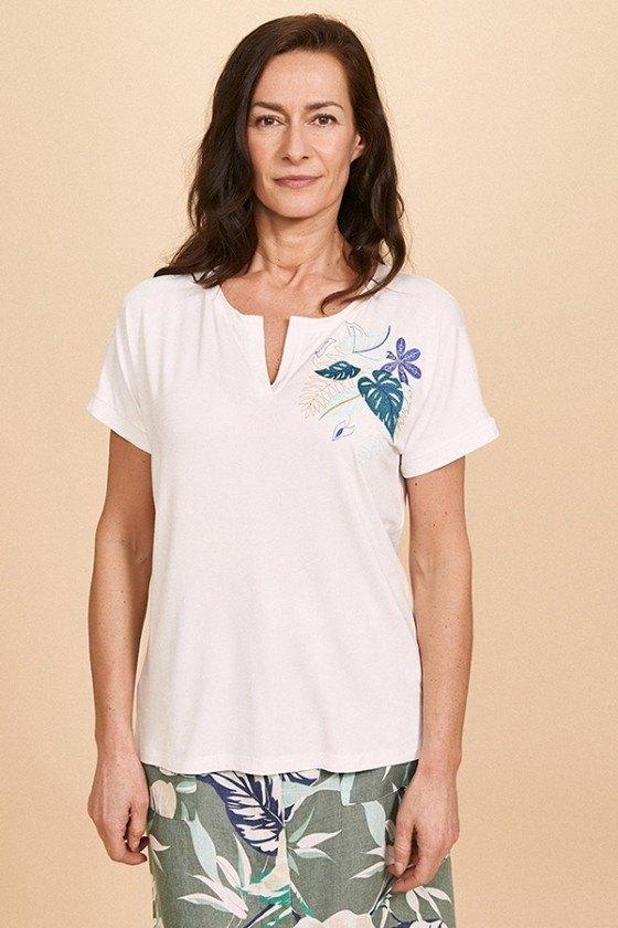 Devernois Camiseta Tilleul