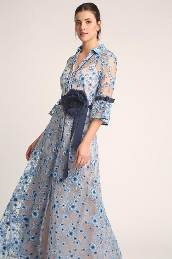 Vestido de Alba Conde