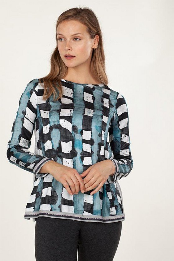Anna Mora camiseta 66062