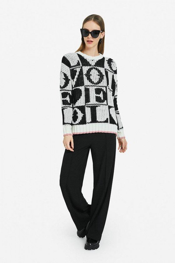 Otto d´Ame sueter WOO-DM7537