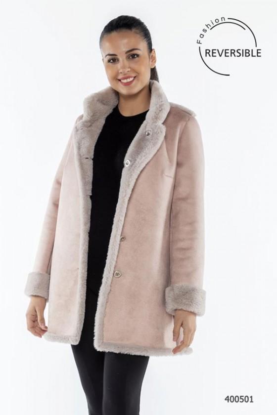 Fashion abrigo Lavanda