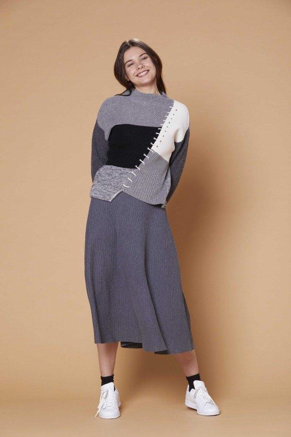 Falda de Rene Derhy