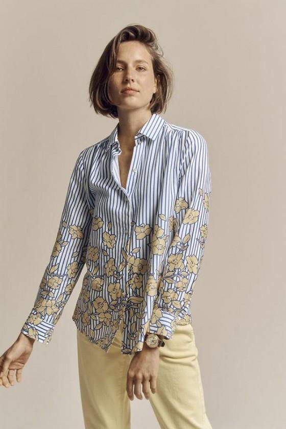 Devernois blusa 81147 CASCADE