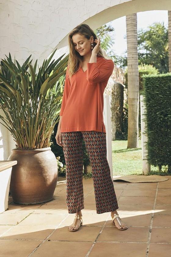 Anna Mora pantalón 45021