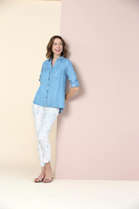 Lisette-L pantalón 75955