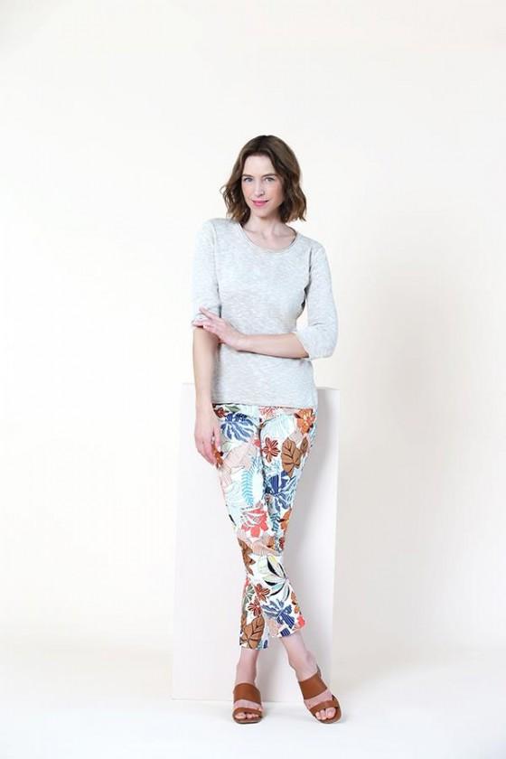 Lisette-L pantalón 77201