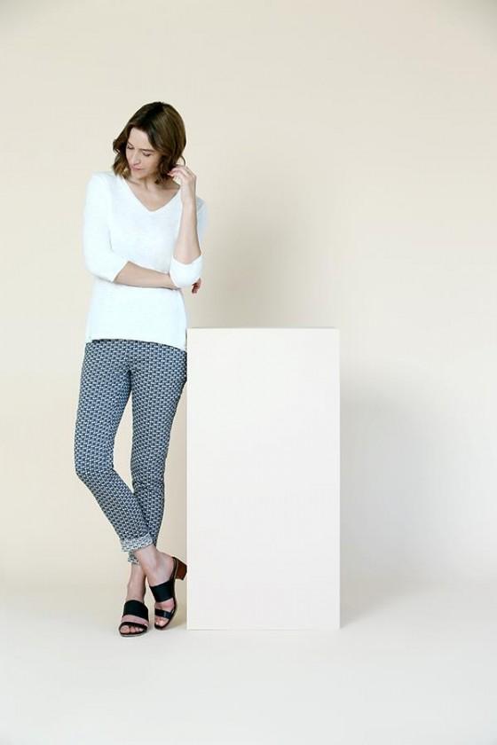 Lisette-L pantalón 795823
