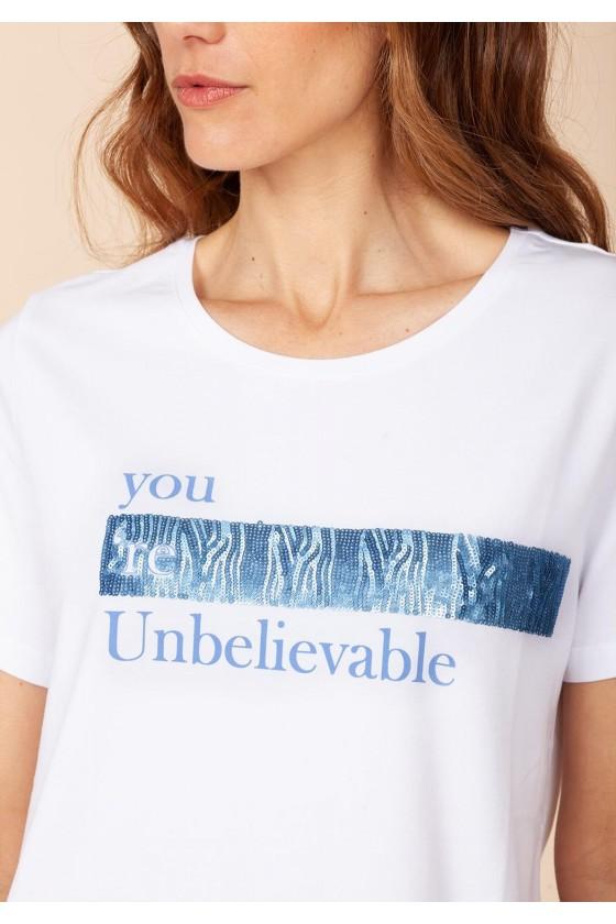 Anna Mora camiseta 67010